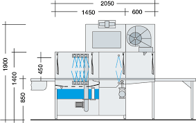 Dishwasher Drawing Meiko Restaurant Kitchen K Transparent