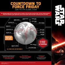 Star Wars Force Awakens Unboxing Around The World Is Coming Sept 2