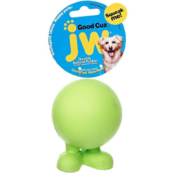 JW Pet Good Cuz Dog Toy