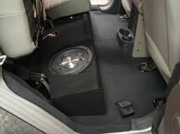 Jeep Wrangler 4 Door Subwoofer Enclosure - Google Search | Jeep Life ... Kicker Powerstage Subwoofer Install Kick Up The Bass Truckin Street Beat Car Audio Home Of The Fanatics Hayward Ca Chevrolet Silveradogmc Sierra Double Cab Trucks 14up Jl 1992 Mazda B2200 Subwoofers Pinterest Twenty Rockford Fosgate P3 Subs Truck Bed Bass Youtube Extreme Sound Explosion Bass System With Amp Sub Woofer Recommendationsingle 10 Or 12 Under Drivers Side Back Sub Box Center Console Creating A Centerpiece 98 Chevy Extended Truck Custom Boxes Marine Vehicle Phoenix How To Build A Box For 4 8 In Silverado Best Under Seat Reviews Of 2017 Top Rated