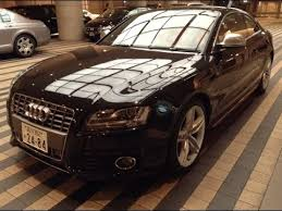 Fantastic condition 2009 Audi S5 for sale Tokyo Japan used