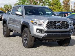 New 2019 Toyota Tacoma TRD Off Road Double Cab In Orlando #9750006 ...