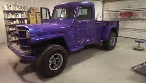 100 Willys Jeep Truck For Sale 1952 Clarksville MI Status Unknown E