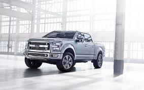 Ford Atlas Concept - 2013 Detroit Auto Show - Automobile Magazine