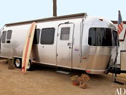 100 Inside An Airstream Trailer Matthew McConaugheys Home In Malibu Architectural Digest