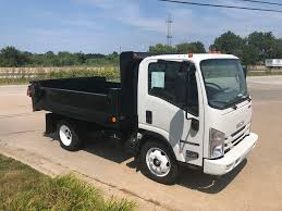 2018 ISUZU NPR GAS HD DUMP TRUCK FOR SALE #7814