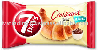 Croissant 7days 50gr ProductsBulgaria Supplier