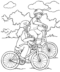 Friendship Coloring Page Printables