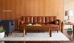 darrin leather sofa centerfieldbar com