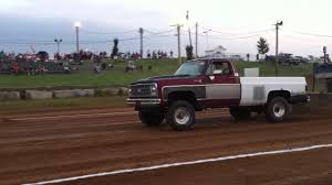 100 Pulling Truck Chevy Truck Pull Stock Gas Class YouTube