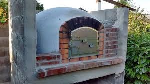four a pizza exterieur four pizza choisir ou construire un four pizza construction four a