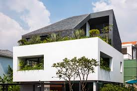 100 Houses In Nature Gallery Of Vietnamese 20 Residences That Corporate