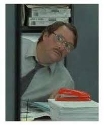 Download Red Stapler Office Space