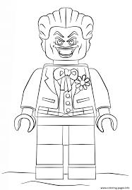Lego Batman Joker Coloring Pages