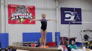 Usag Level 3 Floor Routine Tutorial by Usag Level 3 Beam Routine 9 6 Youtube