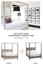 coleman bed pottery barn coleman bed copycatchic
