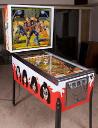 Vintage KISS Pinball Machine For Sale At NJ Expo Saturday