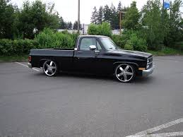 Custom 1984 Chevy Silverado, 84 Chevy Truck Parts | Trucks ...