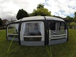 Kampa Rally AIR Pro 390 Plus - Left 2017 | Caravan Awning ... Kampa Rally Air Pro 390 Grande Caravan Awning 2018 Sk Camping Plus Inflatable Porch 2017 Air Ikamp Caravanmotorhome In Stourbridge West Midlands Gumtree Left Pitching Packing With Big White Box Awnings Uk Supplier Towsure