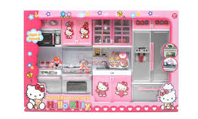 hello kitty modern kitchen play set walmart dreamy hello kitty