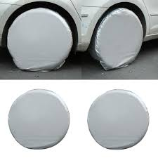 Check Discount 4pcsset 27 29 Car Auto Spare Wheels Tire Tyre Cover ...