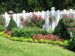 Outdoor Flower Garden Ideas Excellent Green Rectangle Rustic Decorative Mixed Flowers Plants