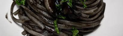 pates encre de seiche linguine à l encre de seiche la cuisine italienne