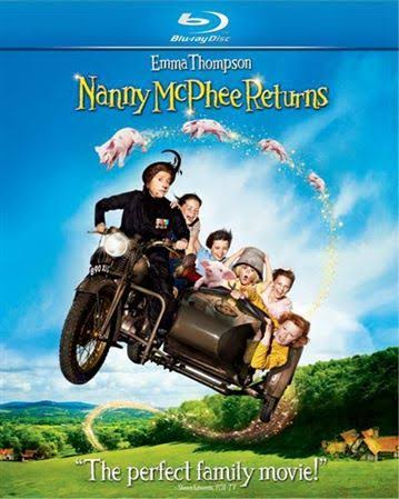 Nanny McPhee Returns Bluray