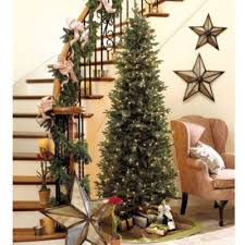 Slim Christmas Trees Prelit by Best 25 9ft Christmas Tree Ideas On Pinterest Red Christmas