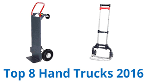 8 Best Hand Trucks 2016 - YouTube