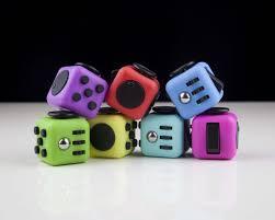 Fidget Cube Antiestres Tac Activando El Recuerdo De Tu Marca