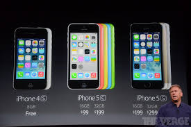 2013 iPhone Event iPhone 5S & 5C Available September 20th
