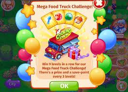 100 Food Truck Challenge Mega S Cooking Craze