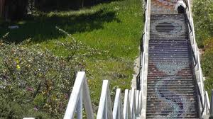 16th Ave Tiled Steps Project by Walking The Tiled Steps Youtube