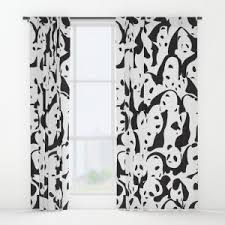 White Kitchen Curtains With Black Trim by Coffee Tables Black And White Curtain Panels Black And White
