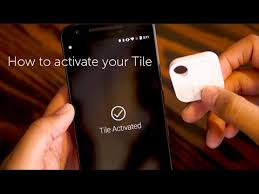 how to activate your tile