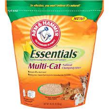 Cat Litter Carpet by Arm U0026 038 Hammer Coupons Essentials Cat Litter As Low As 6 39