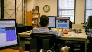 Office Computers Desks Business