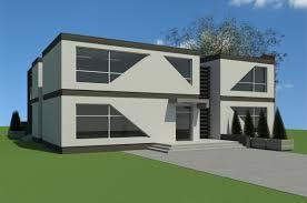 100 Cubic House 3storey House 3D Model TurboSquid 1416382