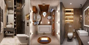 35 modern small bathroom ideas to make your bathroom feel