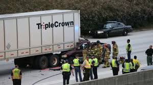 100 Triple Crown Trucking I20 Eastbound Cleared After Fatal Wreck WSBTV