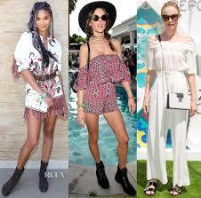 Coachella Fashion 2017