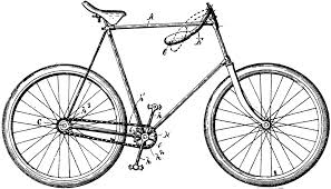 Free Tandem Bike Clipart Download Clip Art On