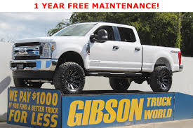 100 Gibson Truck Used 2018 Ford F250 For Sale Sanford FL 42575