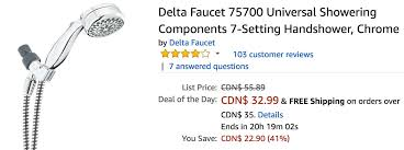amazon canada deals of the day save up to 49 on door hardware