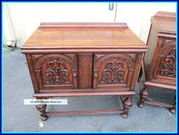 Antique Dining Room Furniture 1920 Amazing Lovely Ideas Buffet