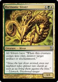 new to mtg wanting to build slivers tech advice edh