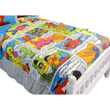 Elmo Toddler Bedding by Comforters