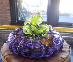 Glass Blown Pumpkins Seattle by Glass Pumpkins At The Pagoda In Rainier U0027s Lap