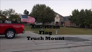 100 Truck Bed Flag Pole How To Mount A In Your No Drilling YouTube